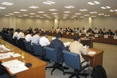 会議の開催